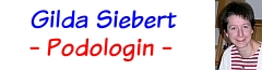 Link auf www.podologie-garbsen.de, die Praxis von Gilda Siebert in Garbsen-Meyenfeld