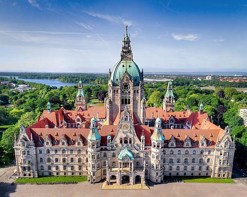 Neue Führungen im Neuen Rathaus @ Hannover